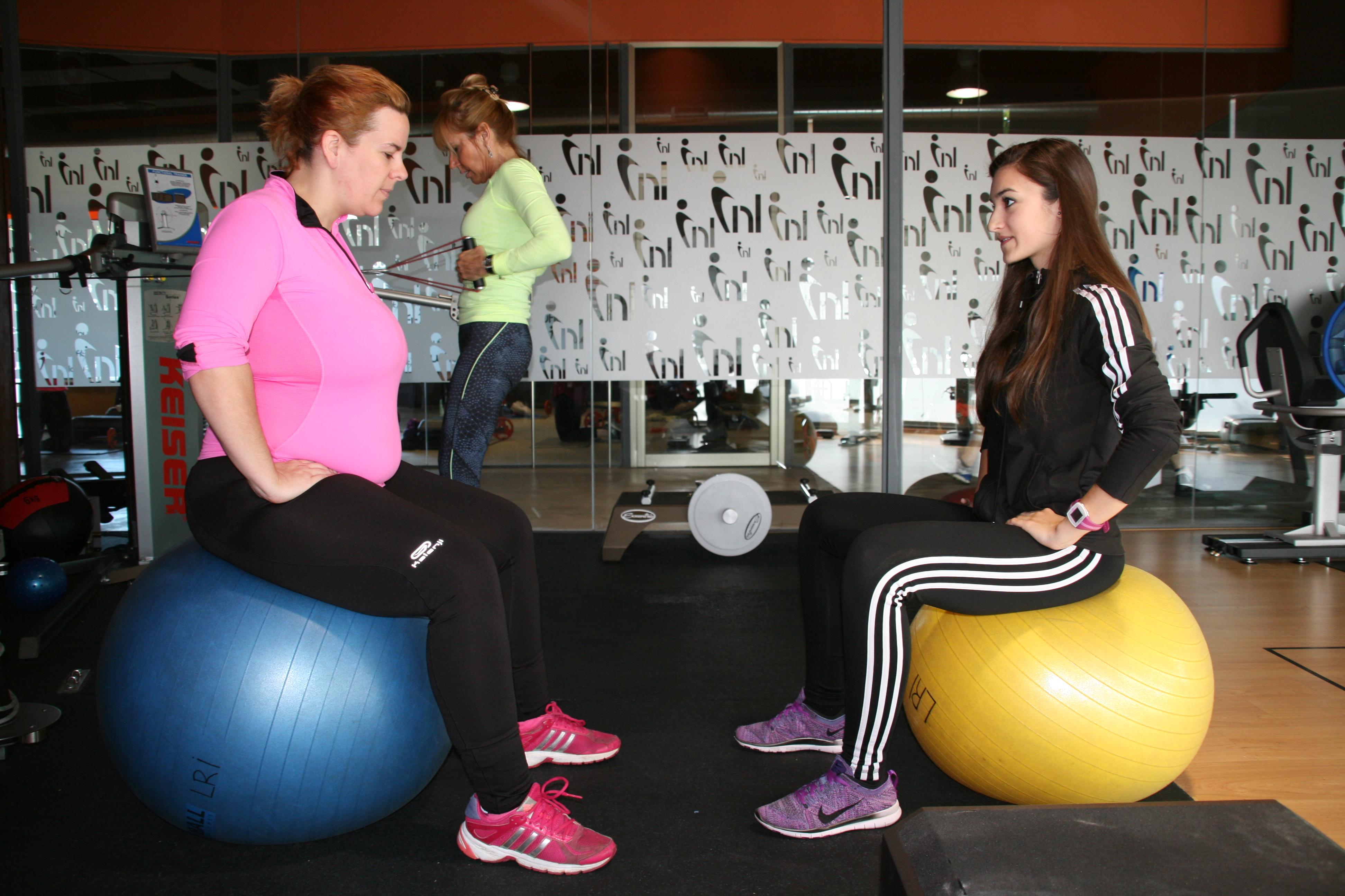 Entrenar en el Embarazo: equilibrio, resistencia y suelo pélvico